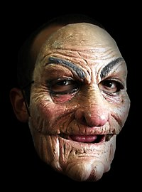 Retiree Latex Mask with moving mouth