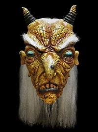 Teufelsanbeterin Maske aus Latex