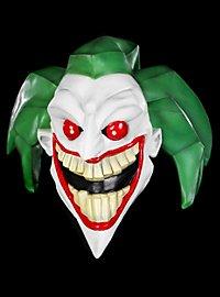 Comic Joker Latex Full Mask