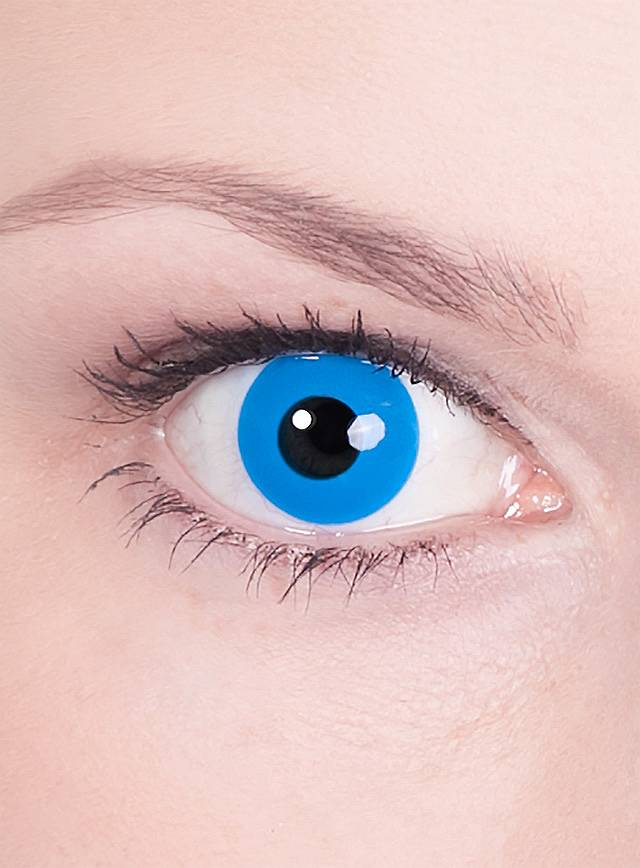 Prescription Contact Lens blue – Prescription Colored Contact Lenses