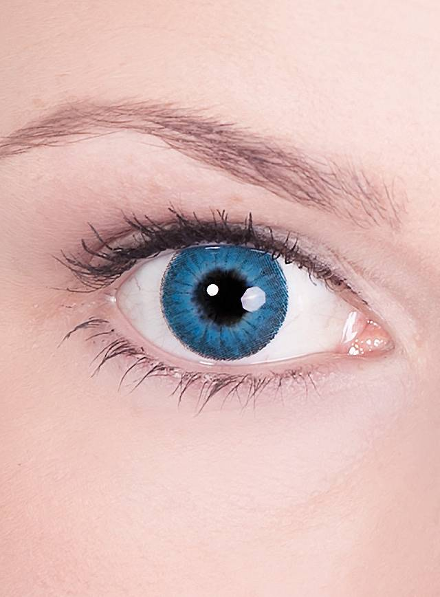 Prescription Contact Lens Blue Iris – Prescription Colored Contact Lenses