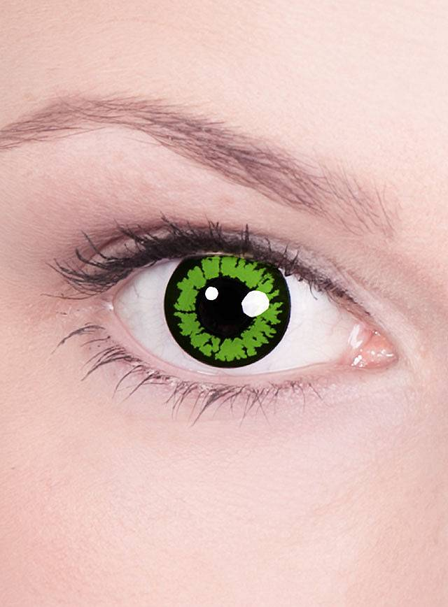Prescription Contact Lens Green Iris – Prescription Colored Contact Lenses