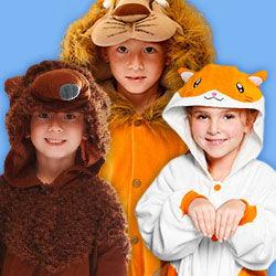 Cozysuits für Kinder