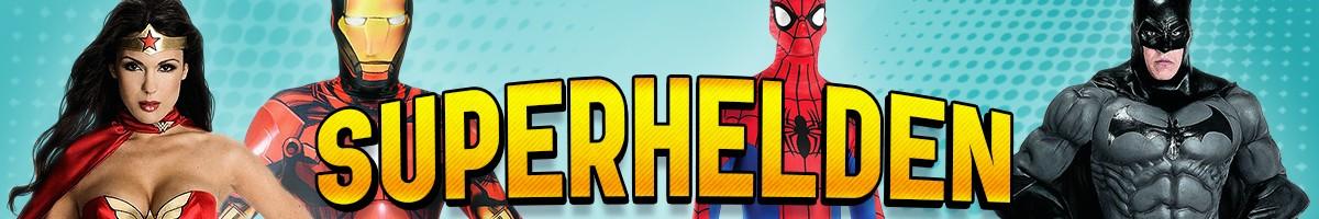 alle superhelden namen