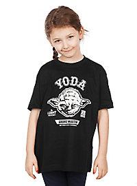 Yoda Kinder T-Shirt Grand Master