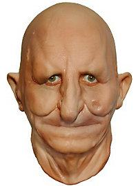 Bademeister Maske aus Schaumlatex