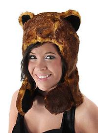 Bären-Mütze