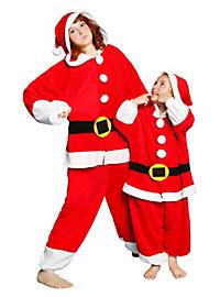 CozySuit Weihnachtsmann Kigurumi Kostüm