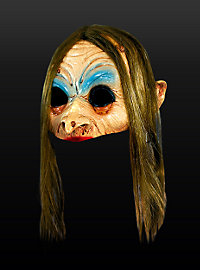 Dirnenhexe Maske
