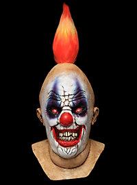 Flame Clown Mask