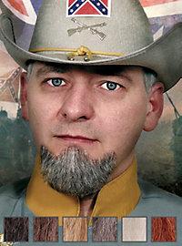General Professioneller Kinnbart aus Echthaar