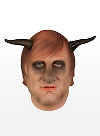 Gerard with Horns Latex Mask