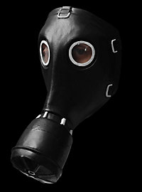 GP-5 Gas Mask black Mask