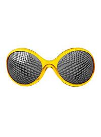 Insektenbrille gelb