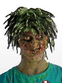 Kontaminierter Rasta Zombie Perücke