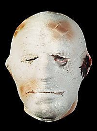 Mumie Maske aus Schaumlatex