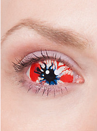 Sclera Zombie Contact Lenses