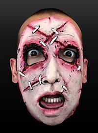 Serial Killer George Latex Half Mask