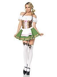 Sexy Alpendirndl Kostüm