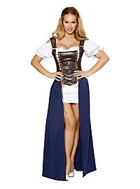 Sexy Dienstmagd Kostüm