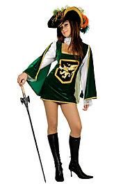 Sexy Musketeer Girl Costume