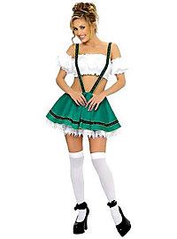 Sexy Oktoberfestdirndl Kostüm