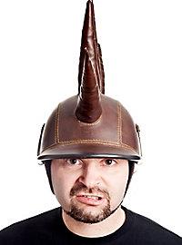 Spikes Crazy Helmet