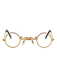 Steampunk Gentleman Brille