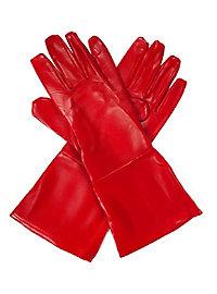 Superhelden-Handschuhe rot
