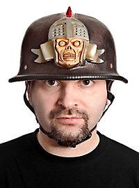 Templar Skull Crazy Helmet