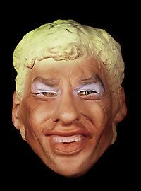 Transvestit Maske aus Schaumlatex