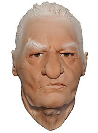 Urgroßvater Maske aus Schaumlatex