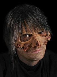 Wiedergänger Zombiemaske aus Latex