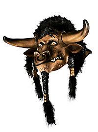 World of Warcraft Tauren Maske aus Latex