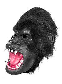 Wütender Gorilla Maske aus Latex