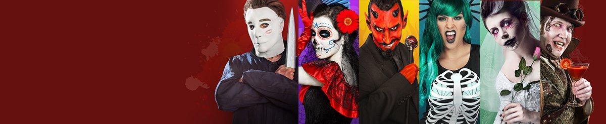 Halloween Costumes  sc 1 st  maskworld.com & Halloween Shop: Halloween Costumes u0026 Carnival Costumes - maskworld.com