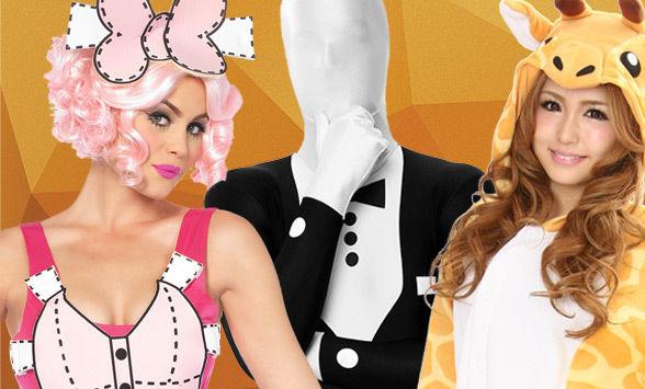 Karneval Fasching Shop Kostume Perucken Masken Schminke