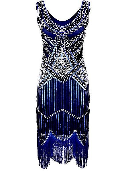 20er Jahre Charleston Kleid Ada