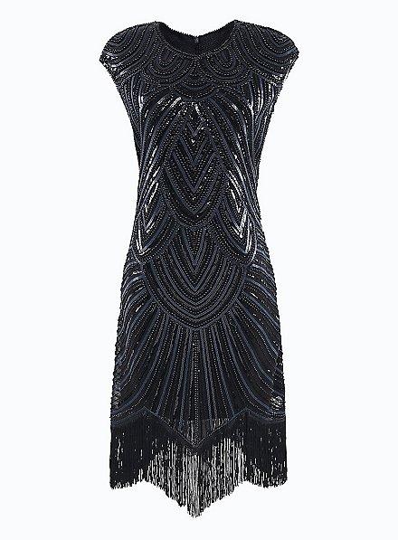 20er Jahre Charleston Kleid Lizzie
