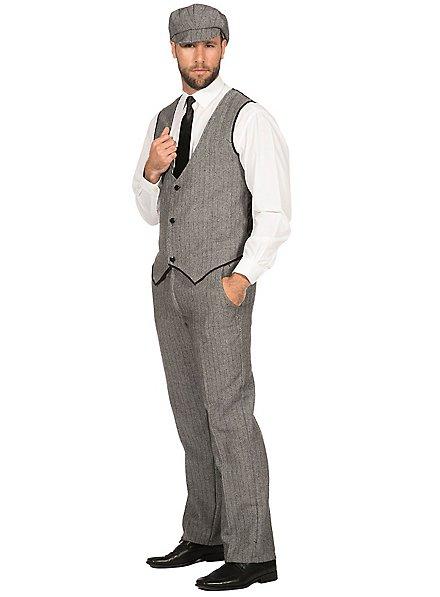 20er Jahre Gentleman Kostümset für Männer