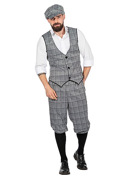 20er Jahre Thomas Shelby Kostümset
