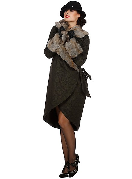 20s coat for ladies