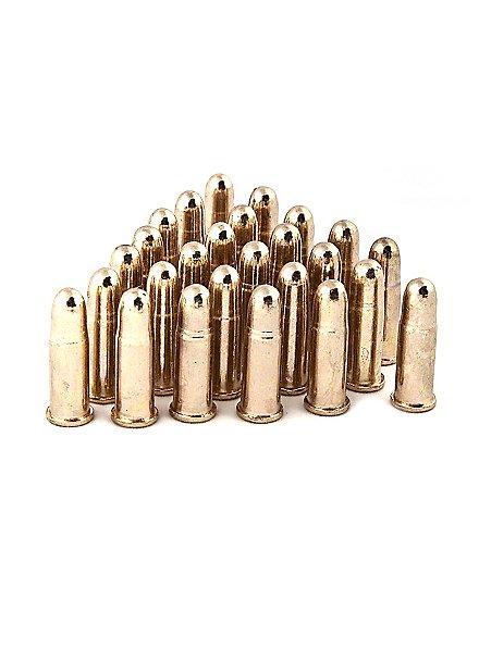 25 cartouches pour colt 45 Munition factice