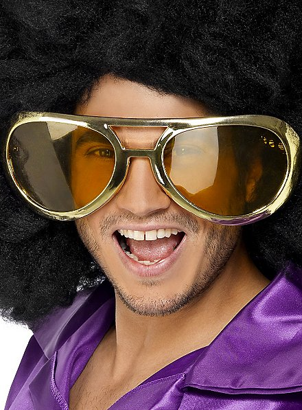 70er Jahre Riesenbrille