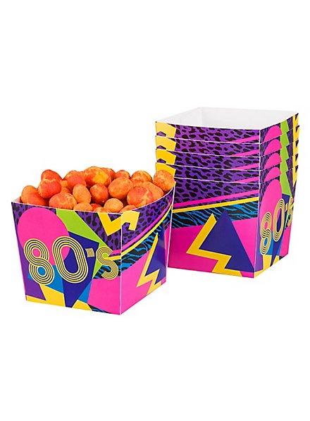 80s Snackbox 6 Stück