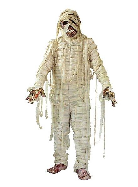 Ägyptische Mumie Kostüm mit Maske