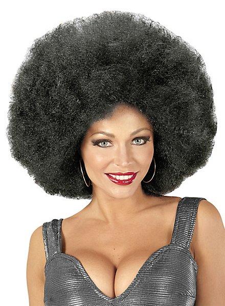 Afro XXL Wig black