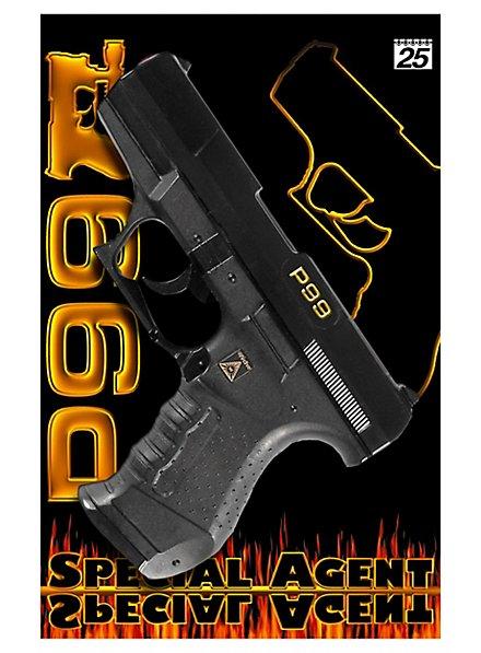 Agenten-Pistole P99, 25-Schuss