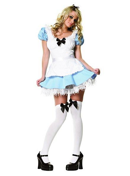 Alice aux Pays des Merveilles sexy Déguisement