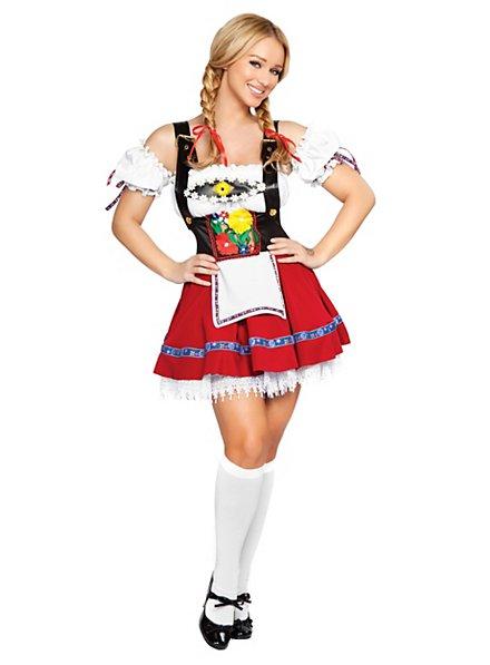 Alpine Princess Costume